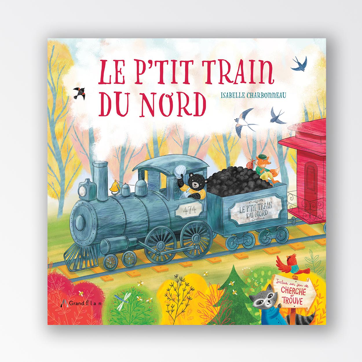 Le p'tit train du Nord